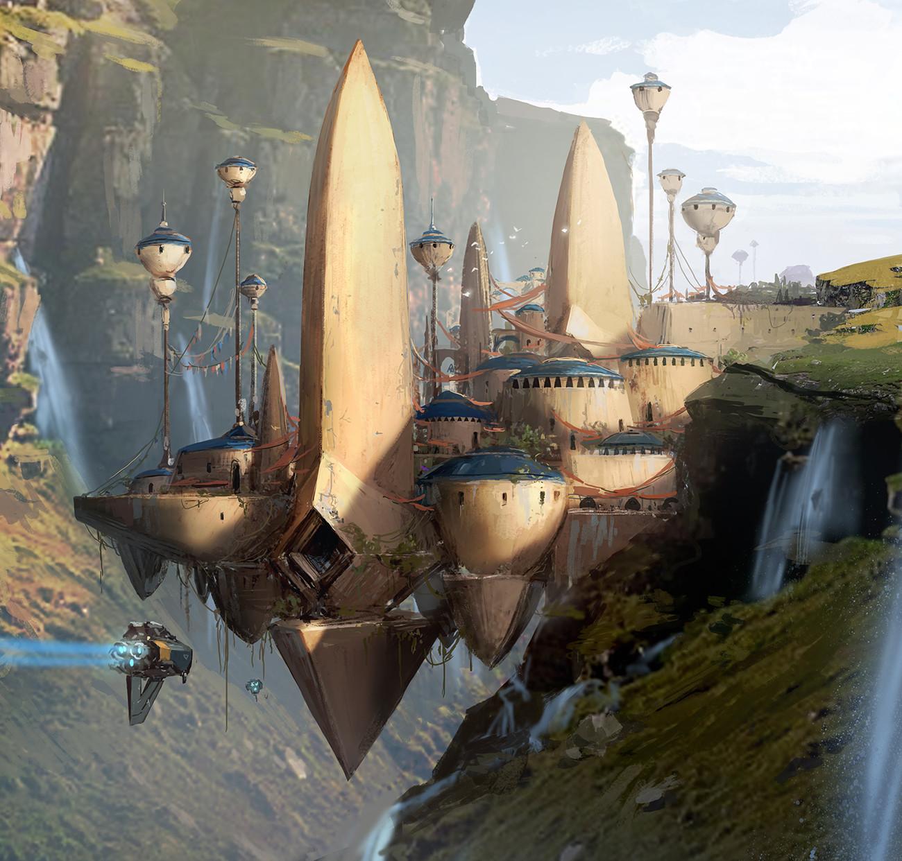 J c park cliff castle