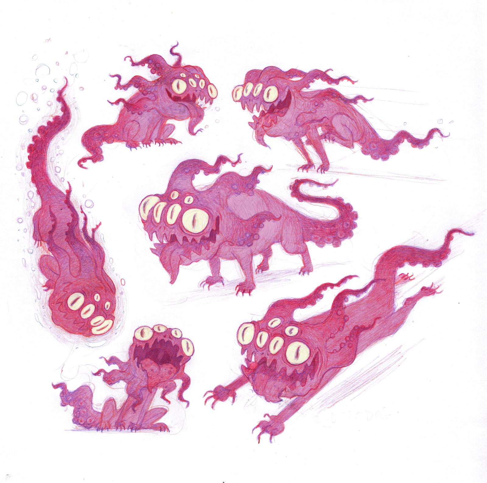 Octo Dog