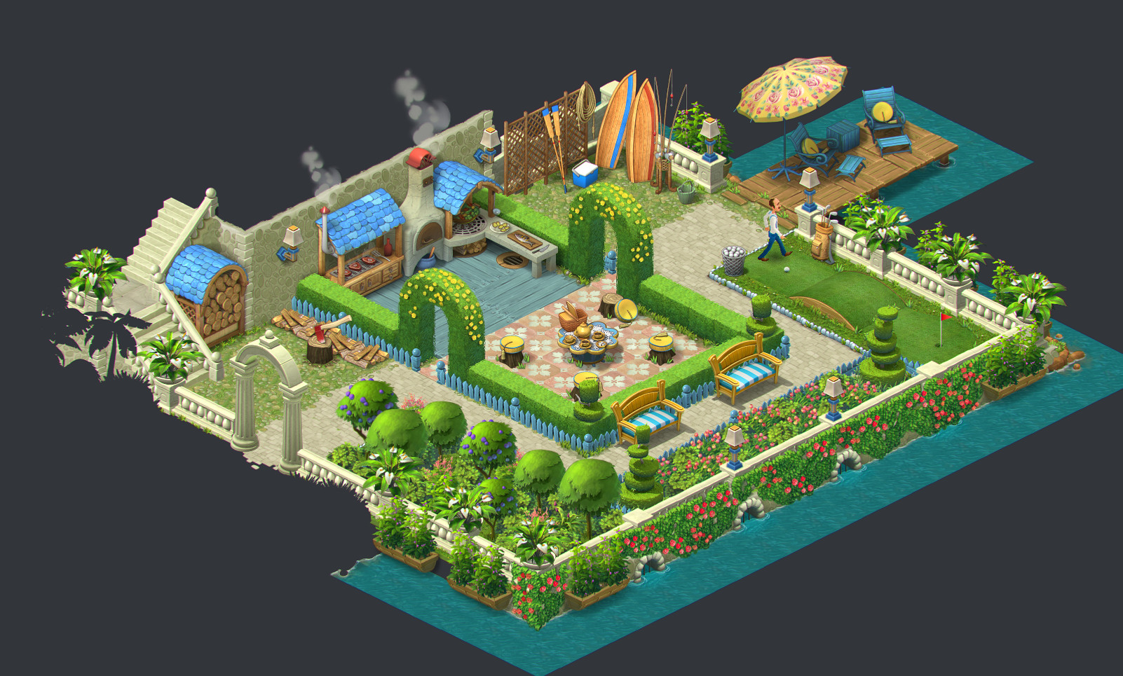 gardenscapes new acres