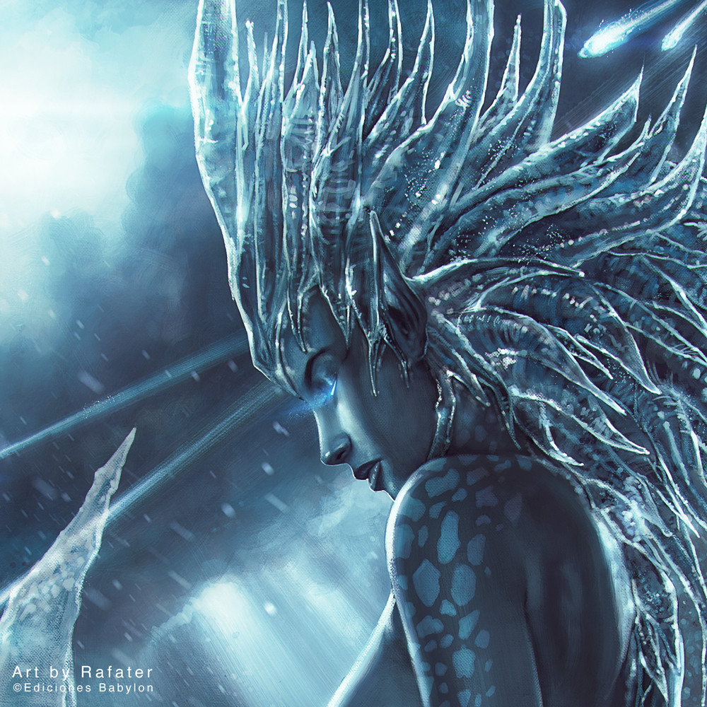 Rafael teruel fb ice queen 02 rafater close up