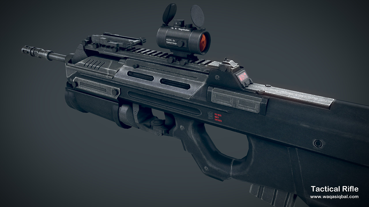 Waqas iqbal item tacticalrifle render 3