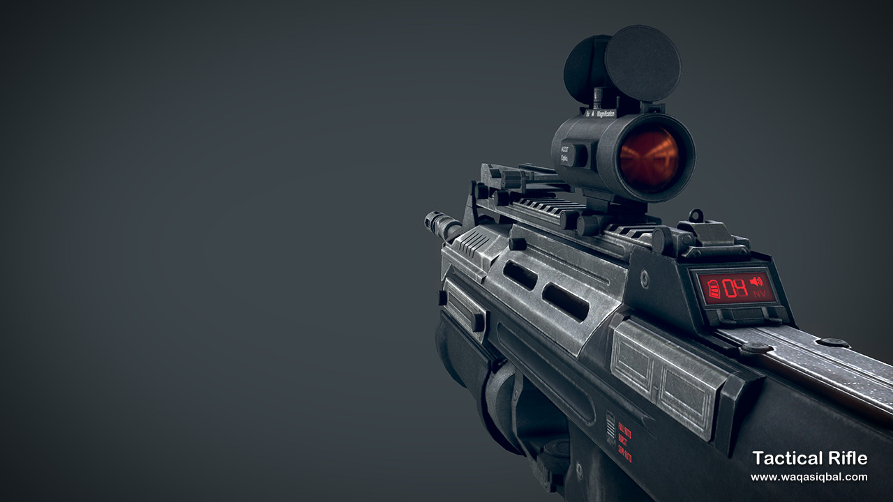 Waqas iqbal item tacticalrifle render 4