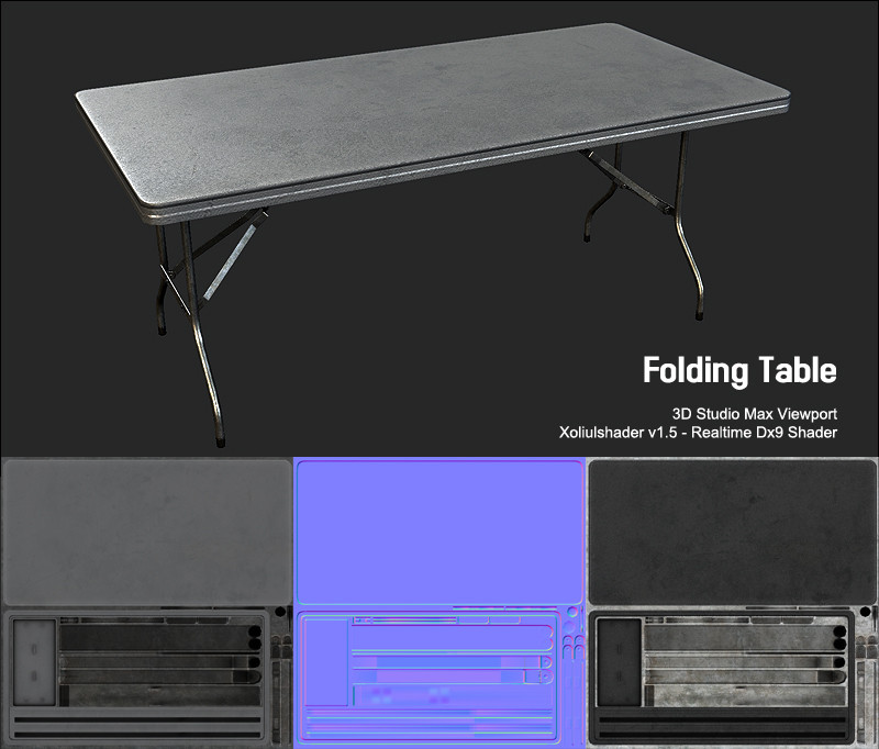 Waqas iqbal foldingtable render