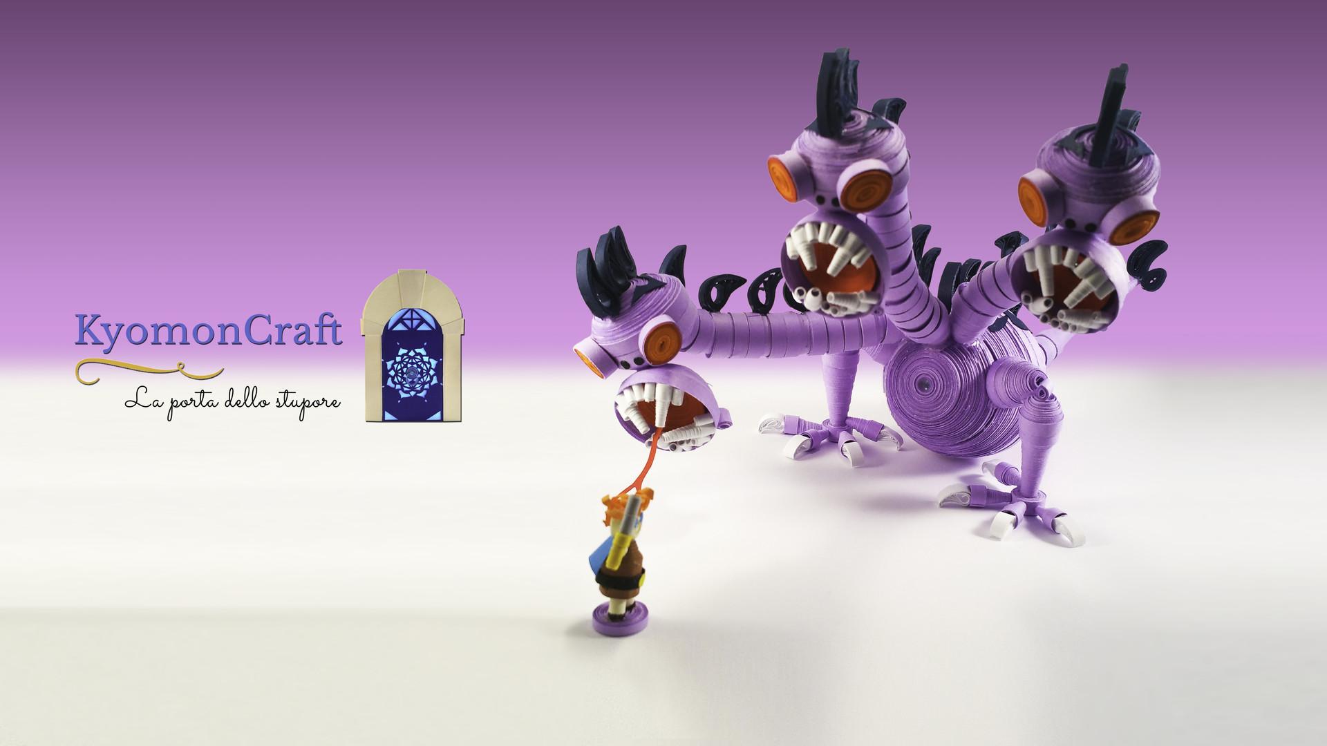 15b030376348 ArtStation - Disney Hercules VS Hydra, Kyomon Craft