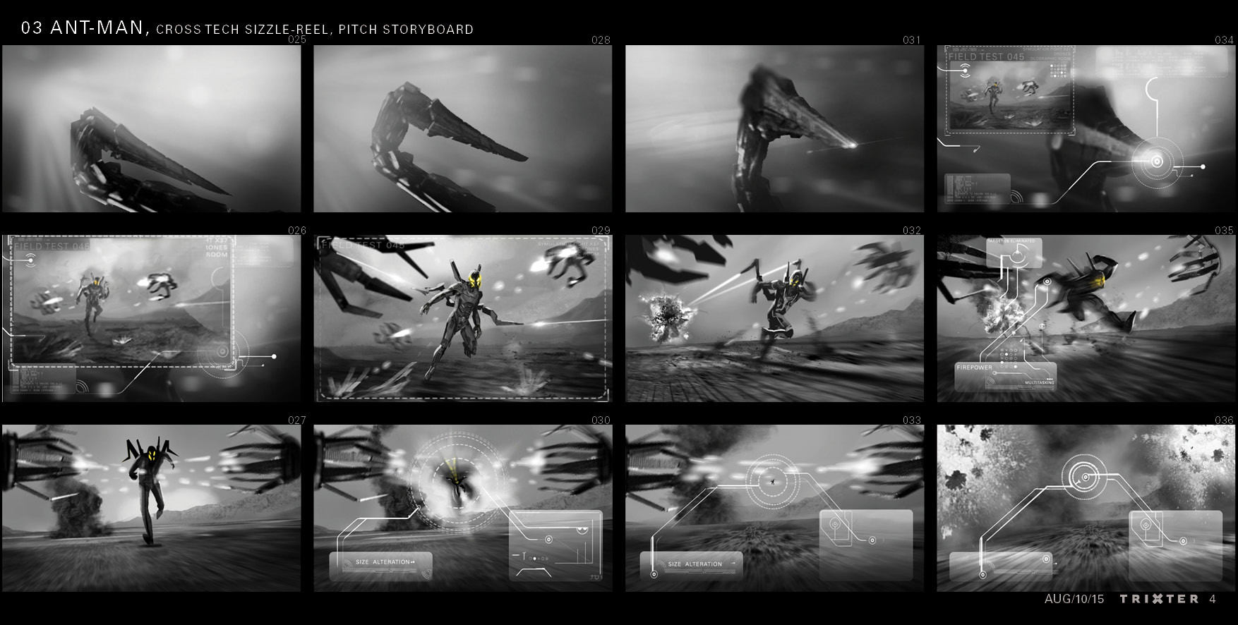 Paolo giandoso ant man cross tech sizzle reel pitch stb page 04