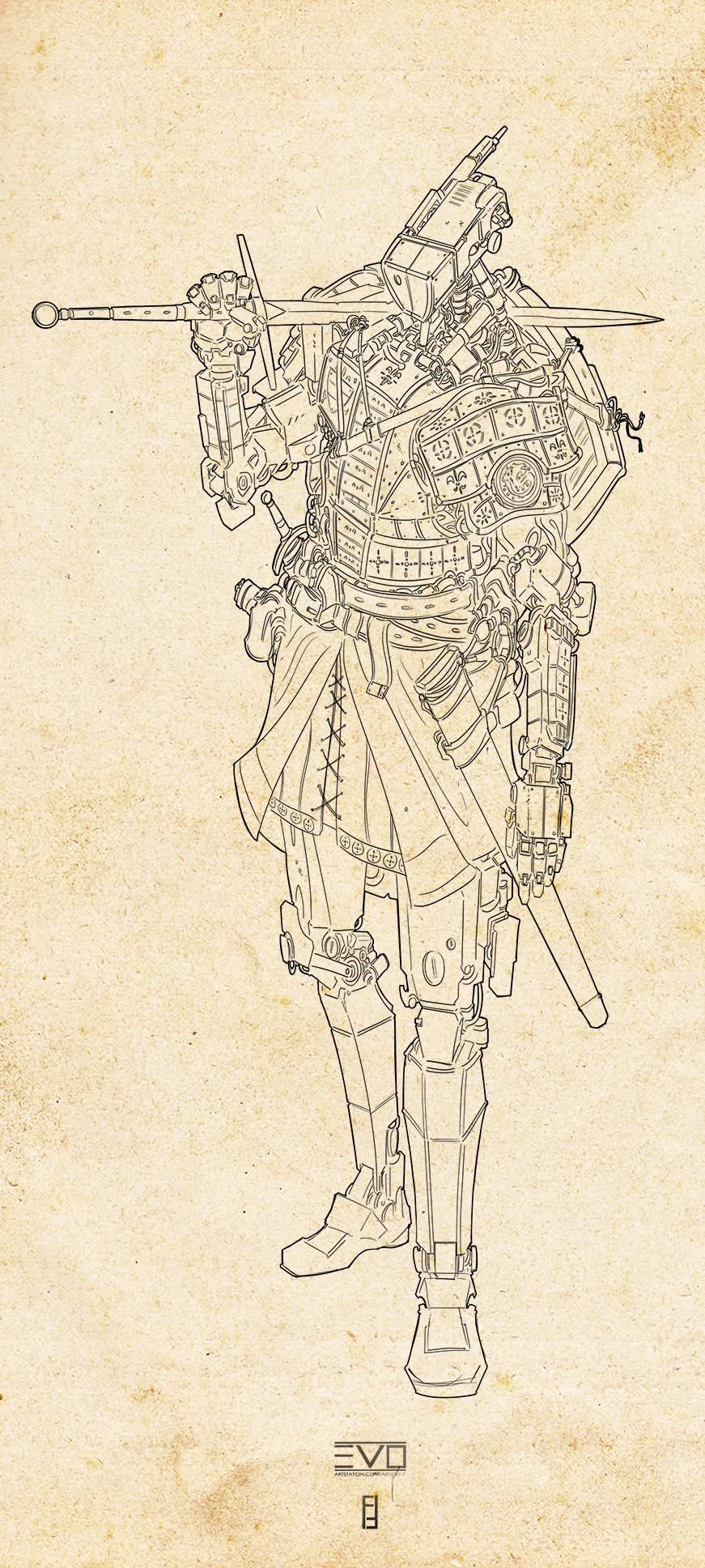 F f evo knightbot 02 lineachiara
