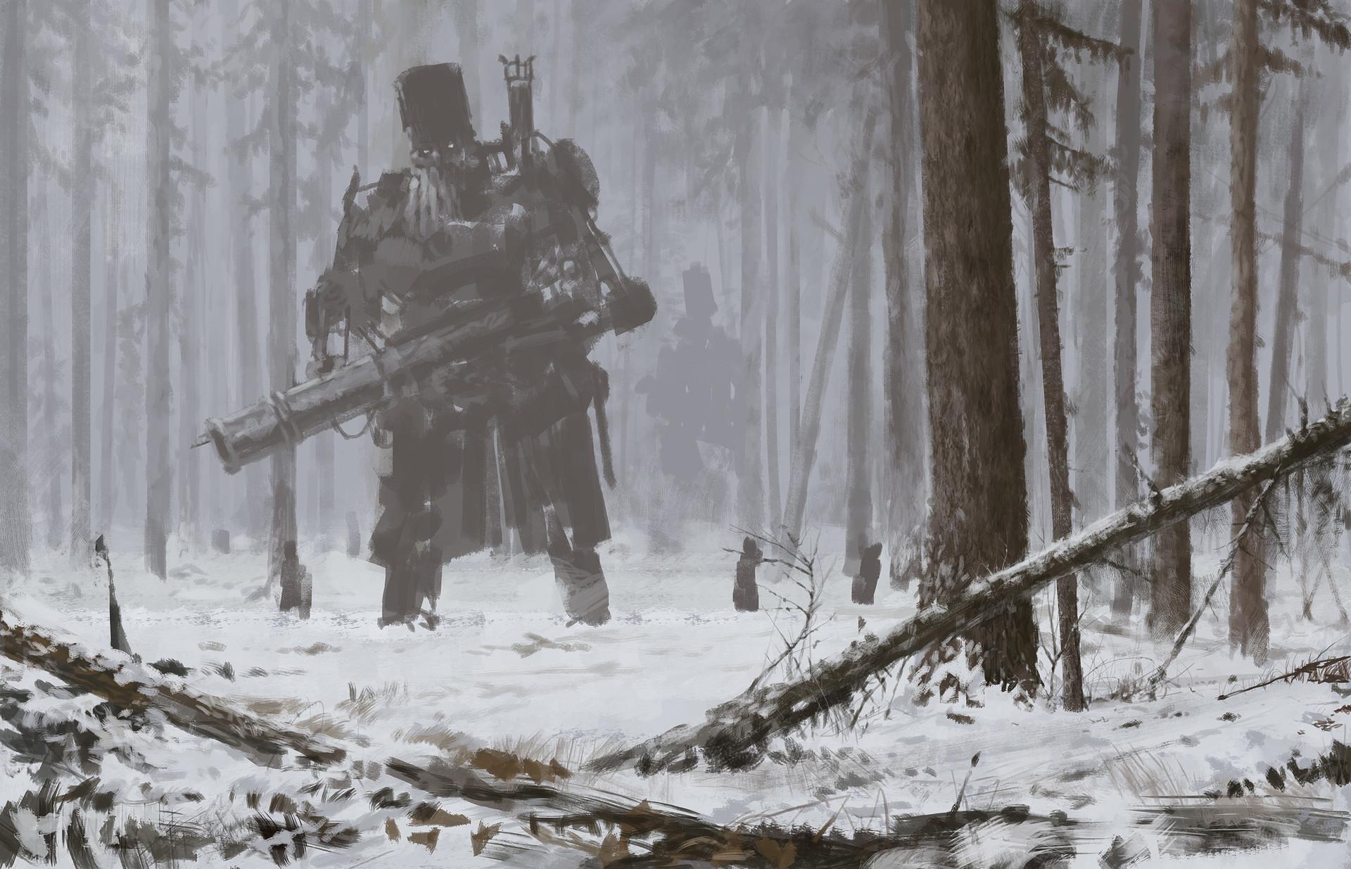 Jakub rozalski 1863 03work
