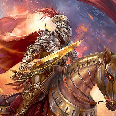 Vasilyna holod knight final demi