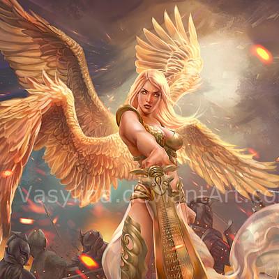 Vasilyna holod angel veb