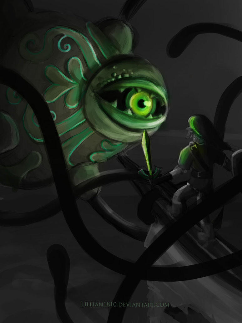 Artstation Legend Of Zelda Phantom Hourglass Bellum