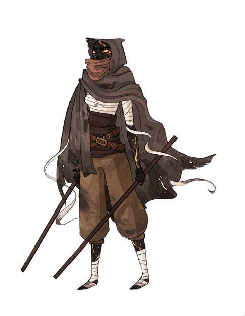 ArtStation - art para personagem RPG/FPS Unity2D, Fábio Balzani