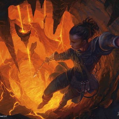 Will murai akoum flameseeker mtg ogw willmurai