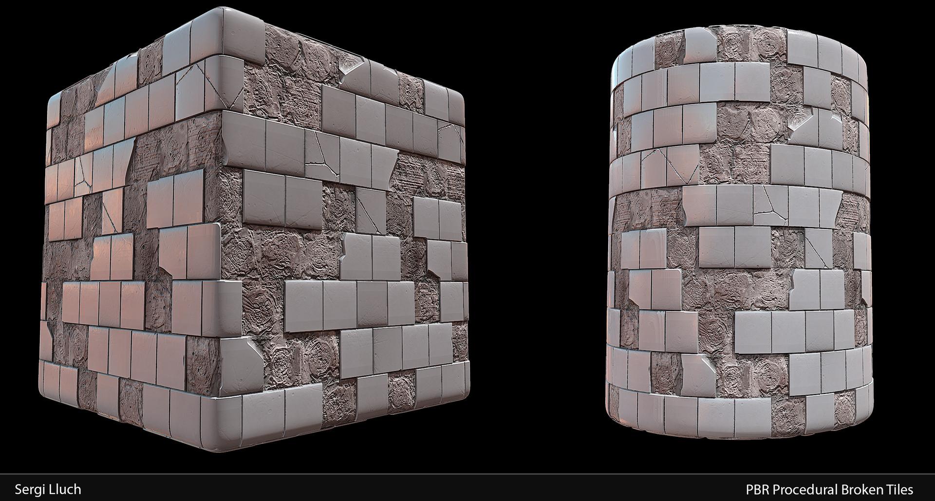 Sergi lluch render tiles