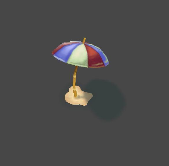 Decor Beach Umbrella
