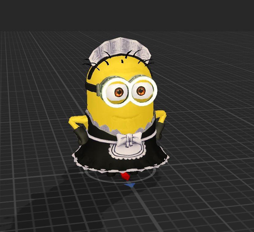 Minion Maid