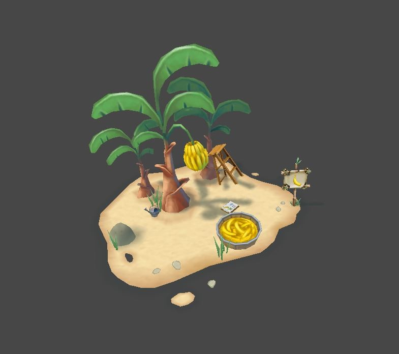 Alan curtis resource banana