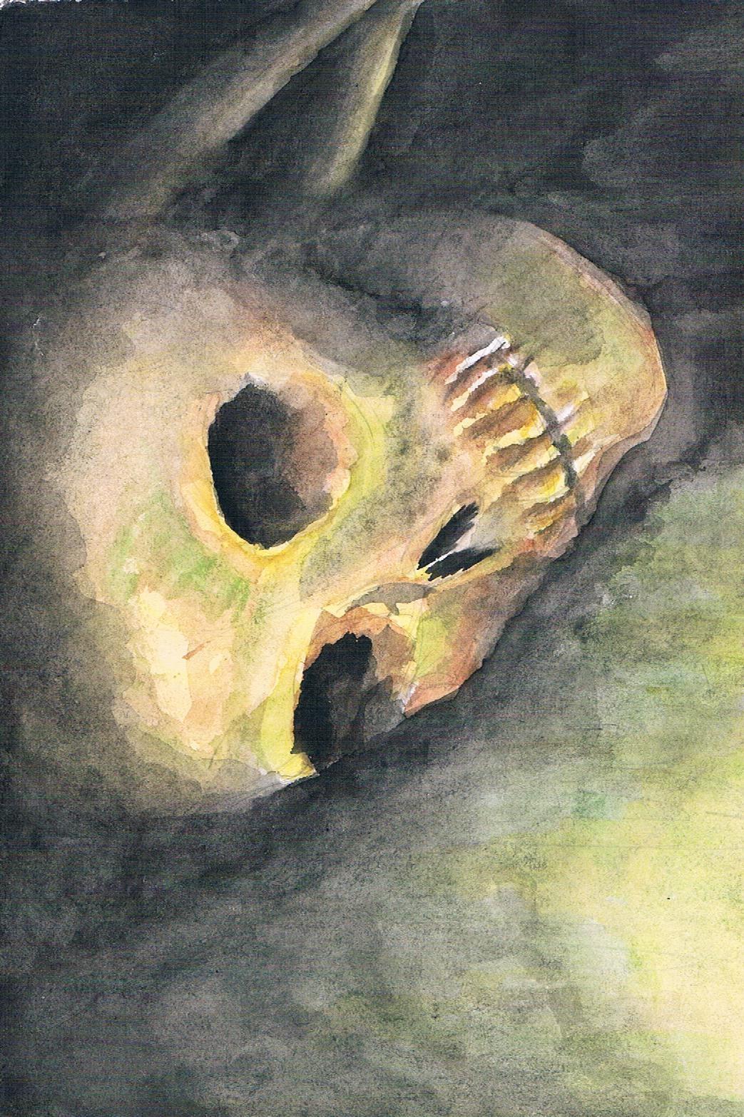Helen o dell skull03