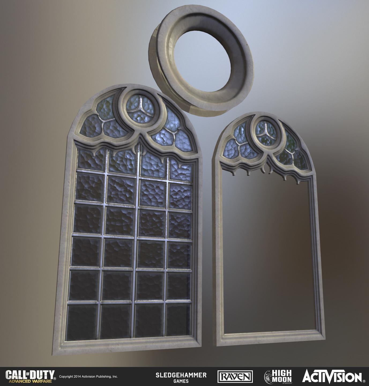 Window model set