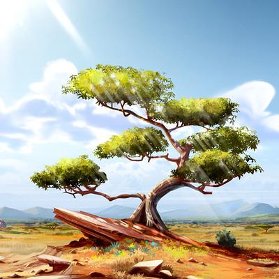 Clement dartigues leon s002 arbre leon