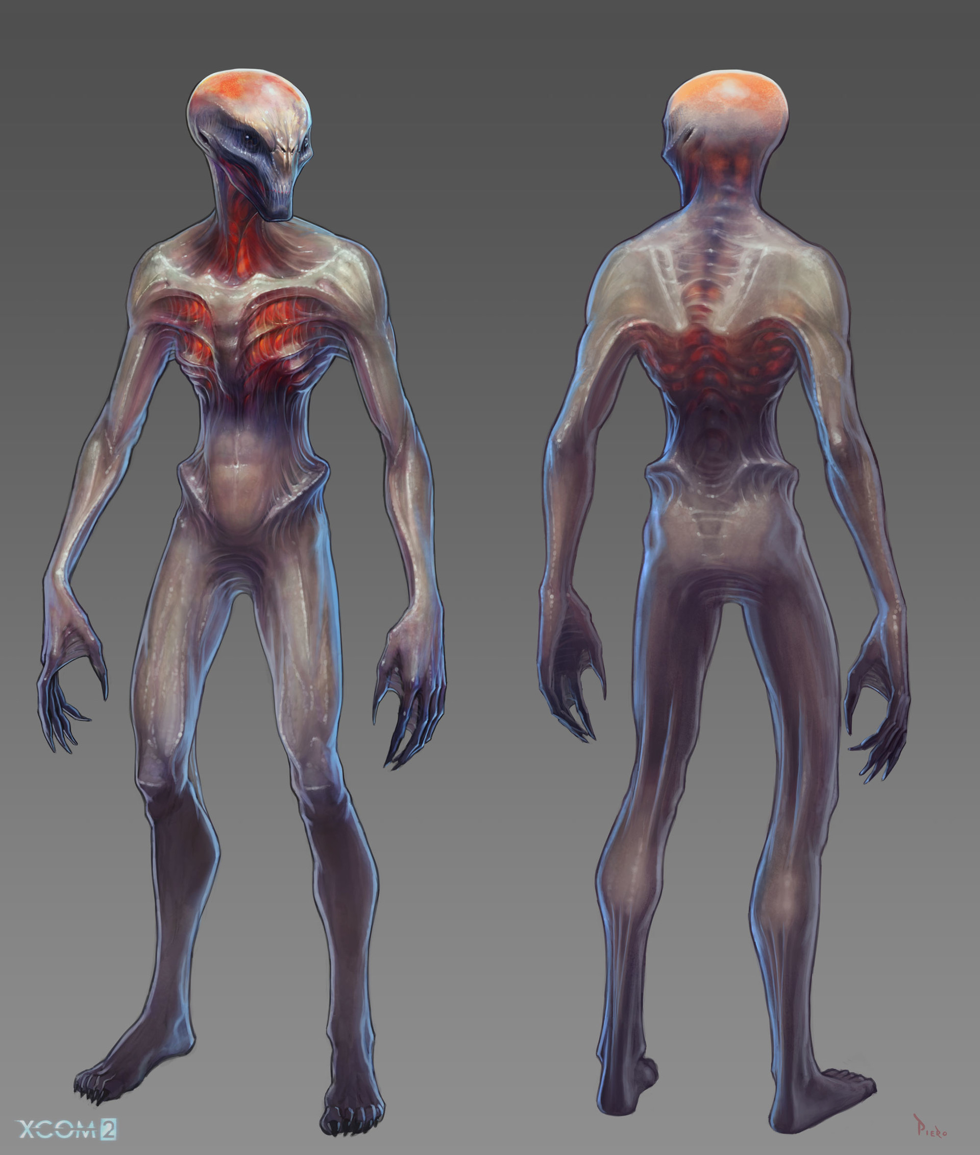 Piero macgowan sectoid body
