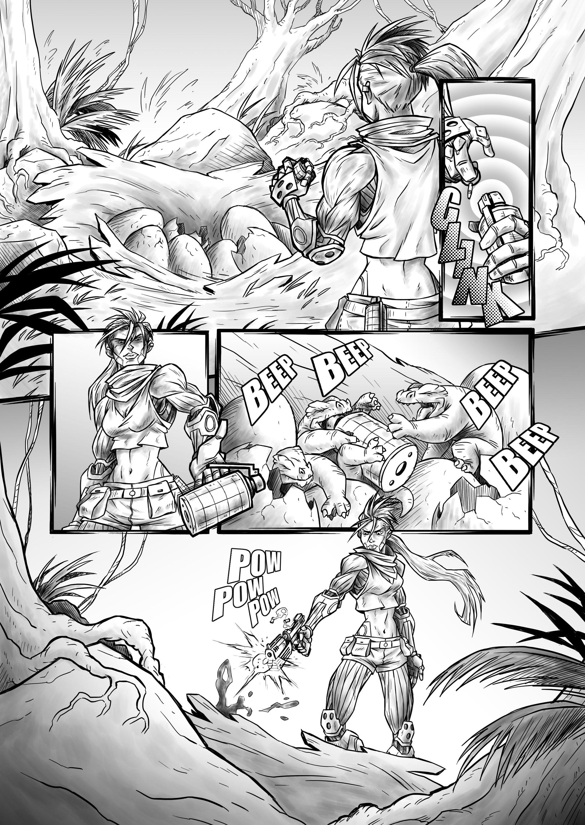 Max haig bounty huntrer page7