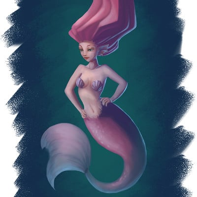 Victoria march mermaid6