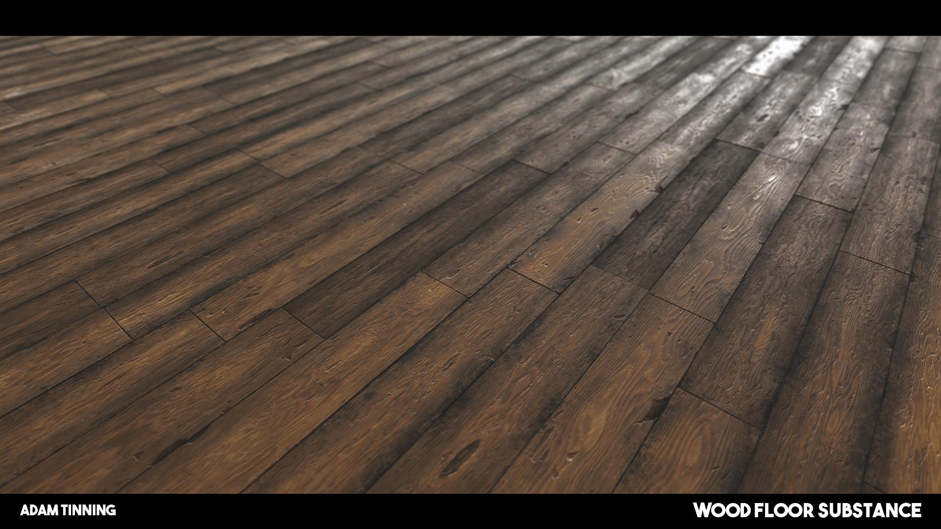 Adam tinning woodfloor 01