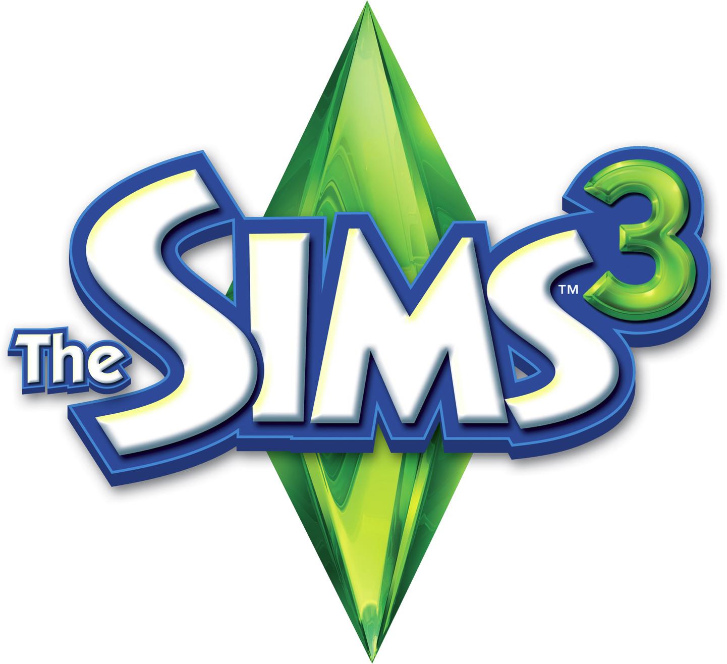 Sims 3 Logo (not My Work)