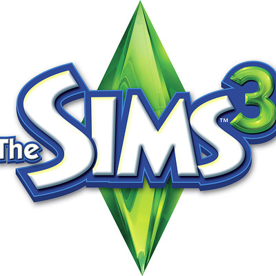 Alan curtis the sims 3 logo