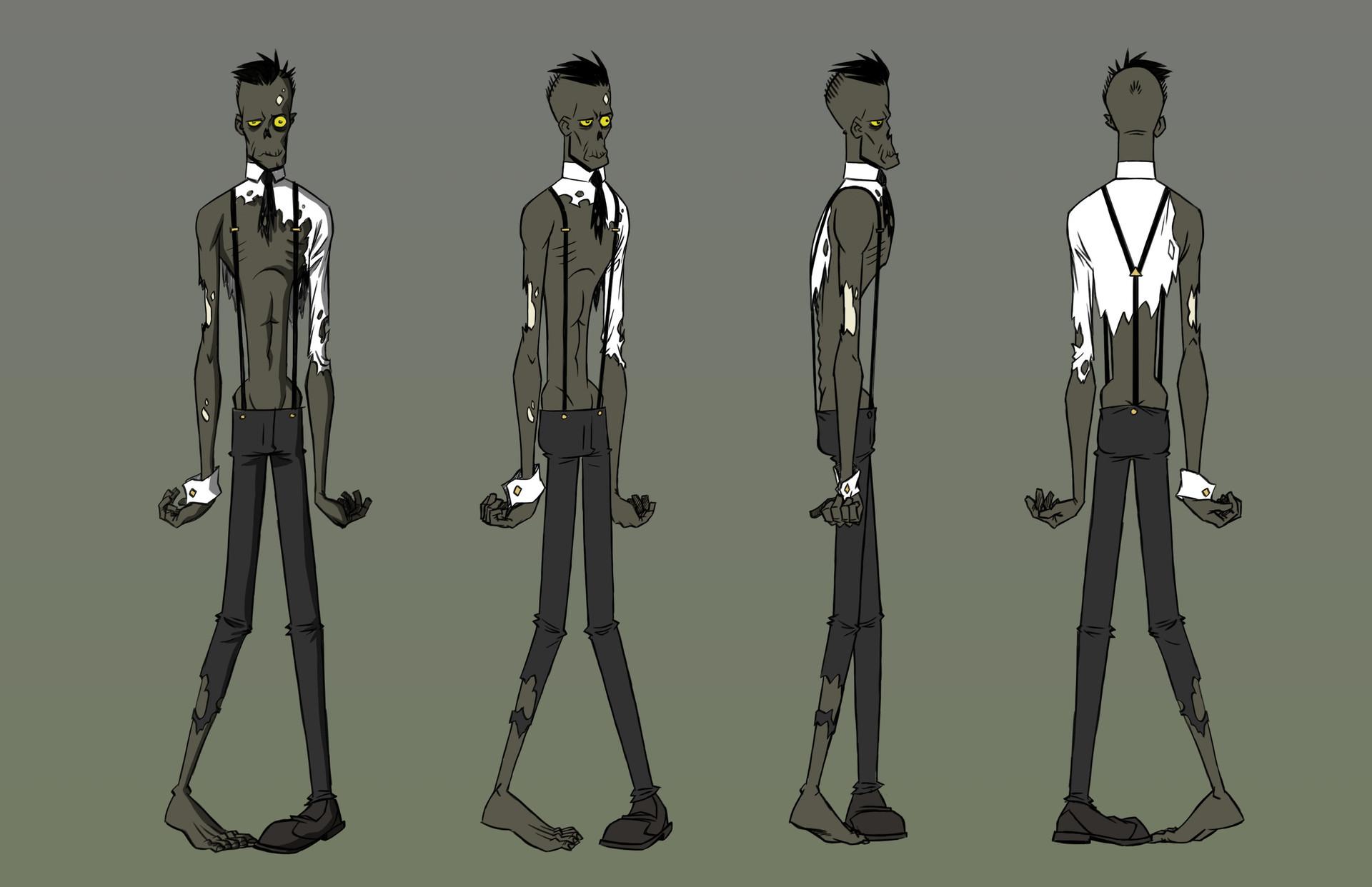 Max haig zombie