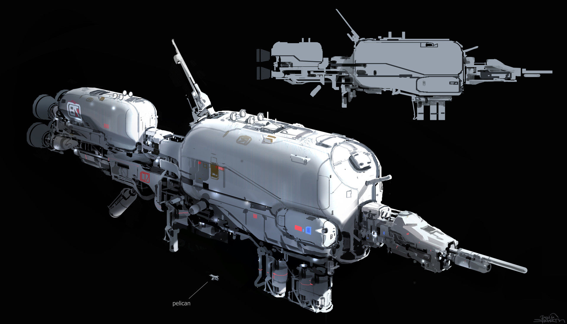 Sparth assault space station final