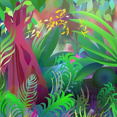 Becs teall jungle3sm