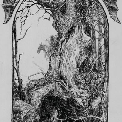 Daniel zrom darkforest1 danielzrom