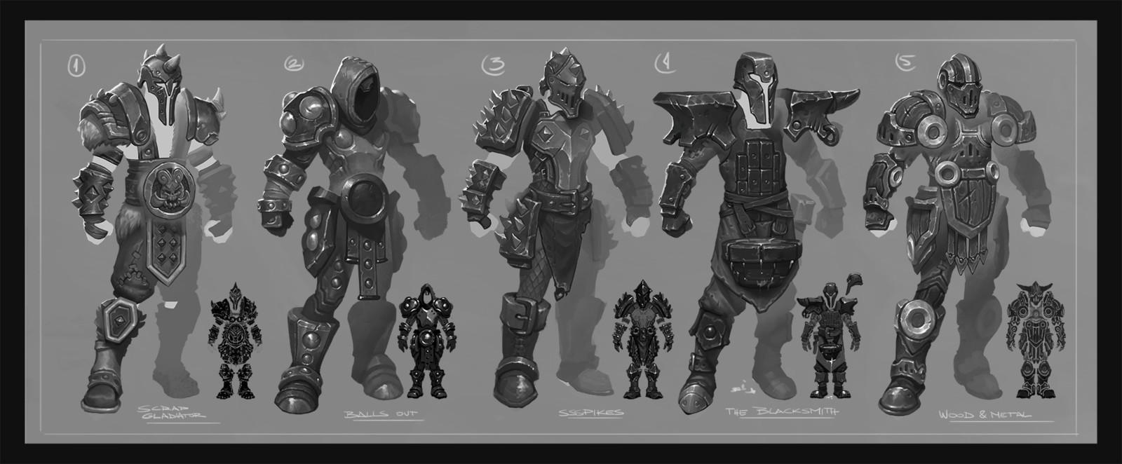 Generic Armors #1