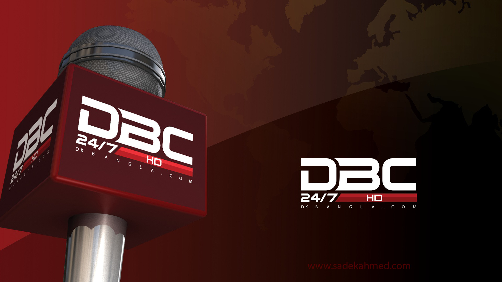 ArtStation - DBC NEWS | 24 x 7 | LIVE | SATELLITE NEWS CHANNEL of