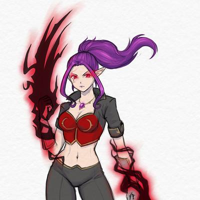 Emma salamanca raynaconceptweapons