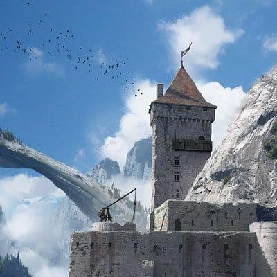 Jeremy paillotin castlesmall