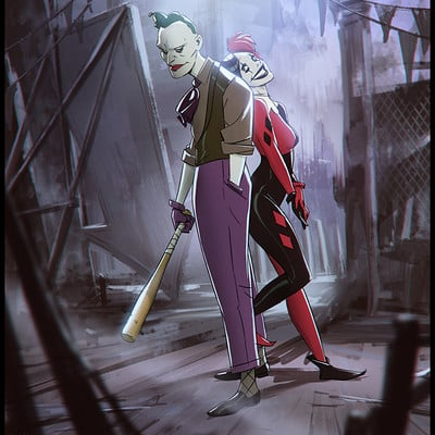 Hethe srodawa batman joker