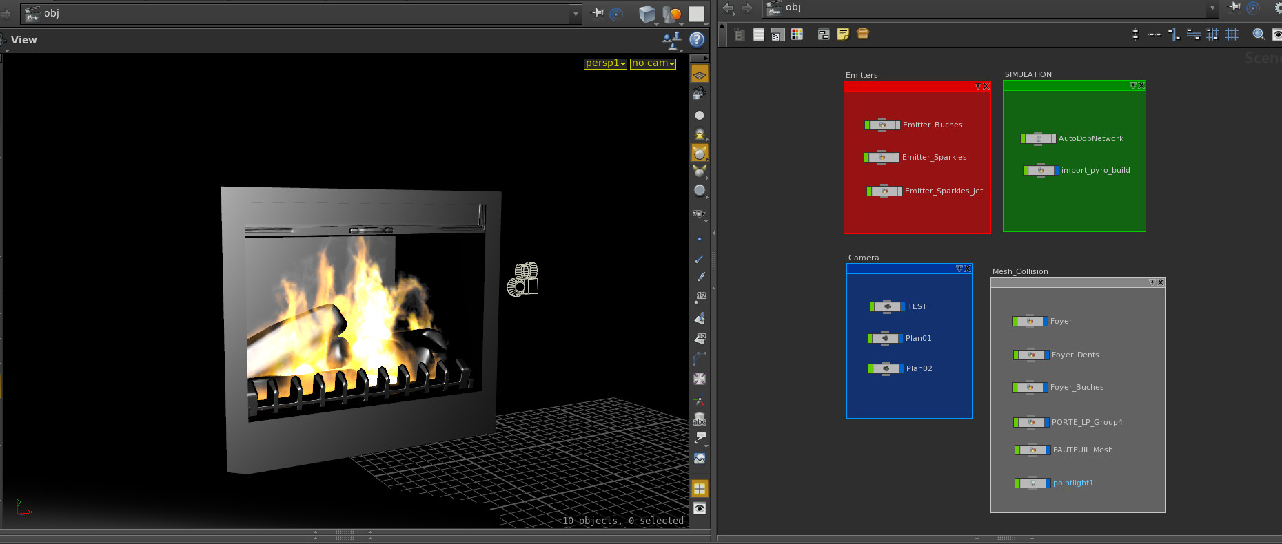 Gregory bove fireplacesimulation