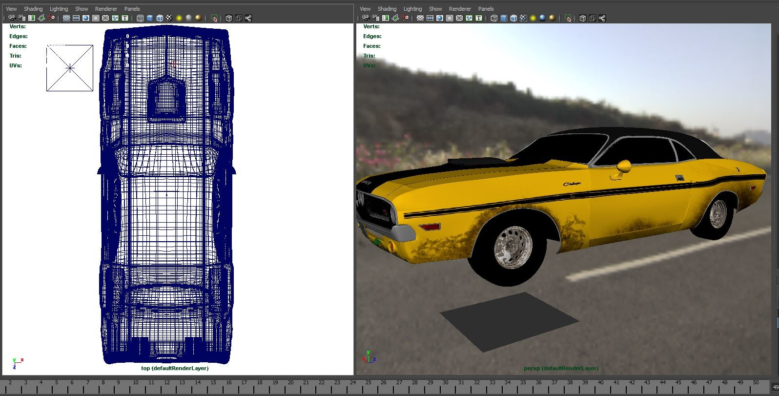 Gregory bove ontheroadtexturing