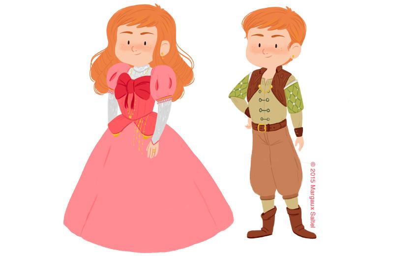Margaux saltel 1 princesse