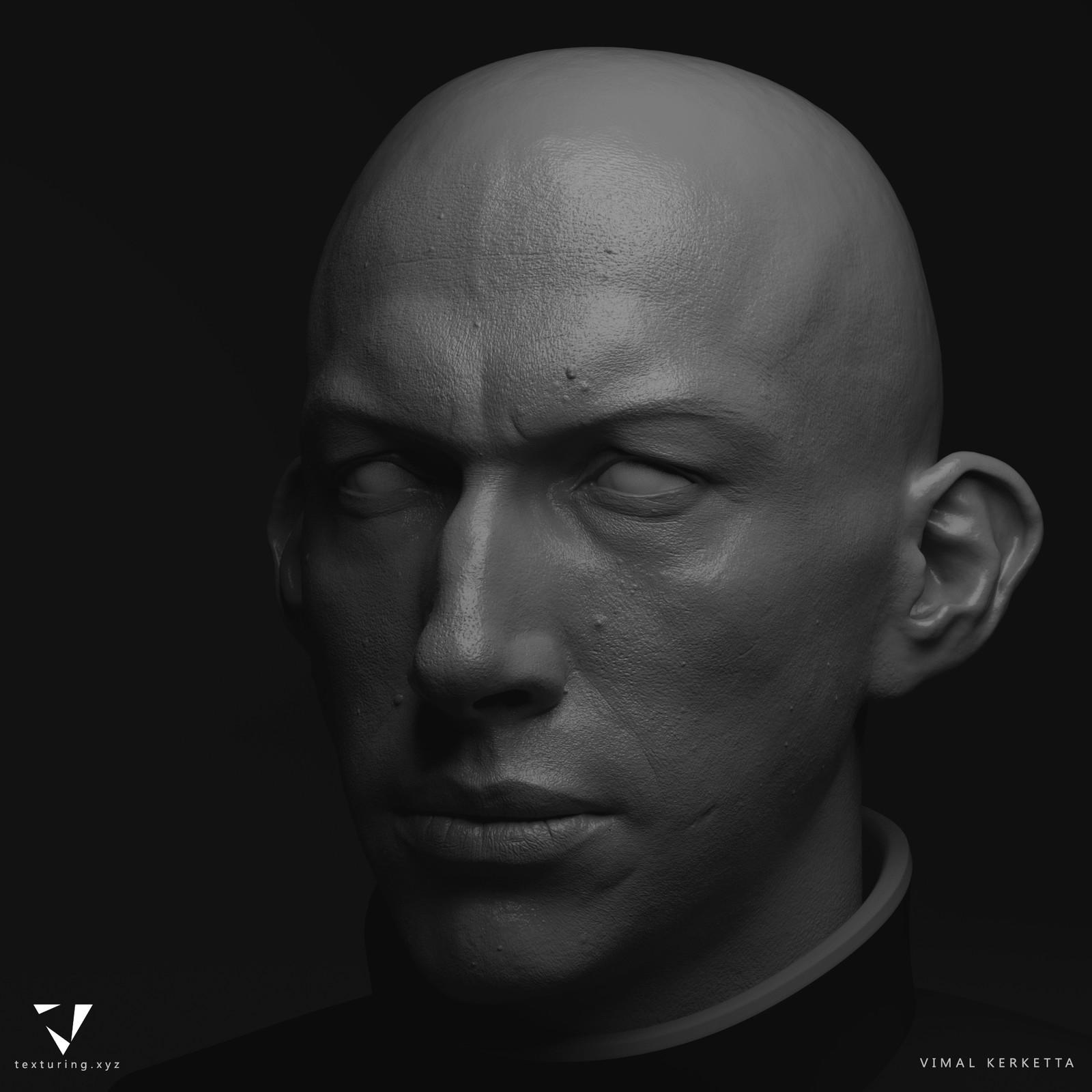 Adam Driver - Kylo Ren( WIP)