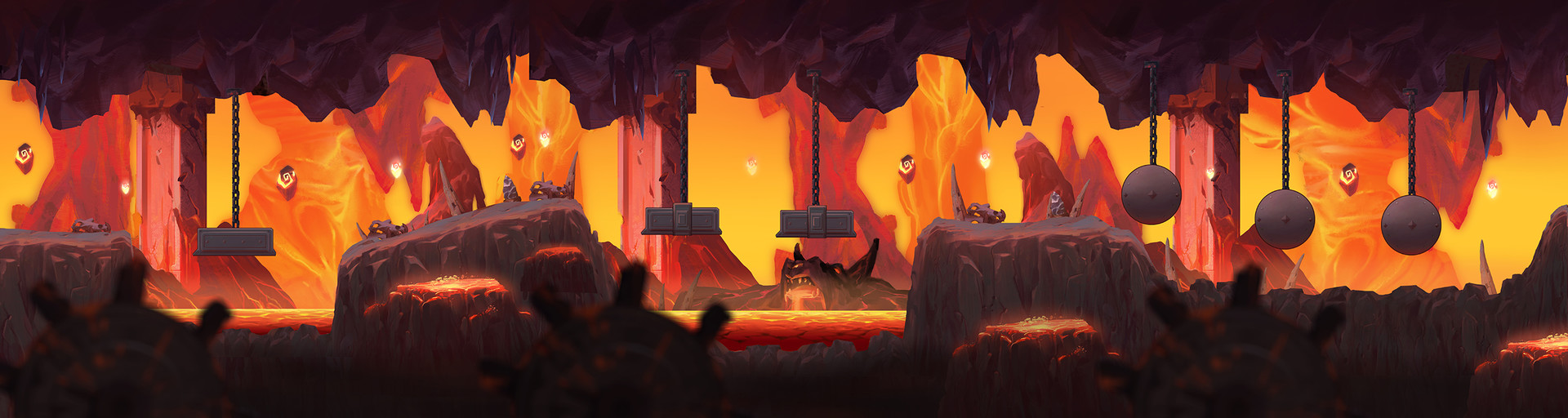 Yujin choo lava level 4 finish artdirection copy
