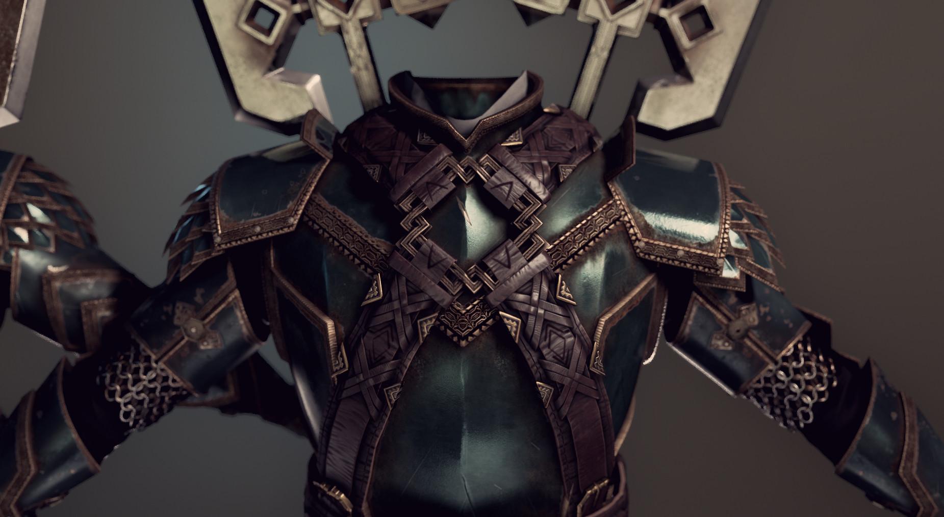 Baolong zhang armor06d2