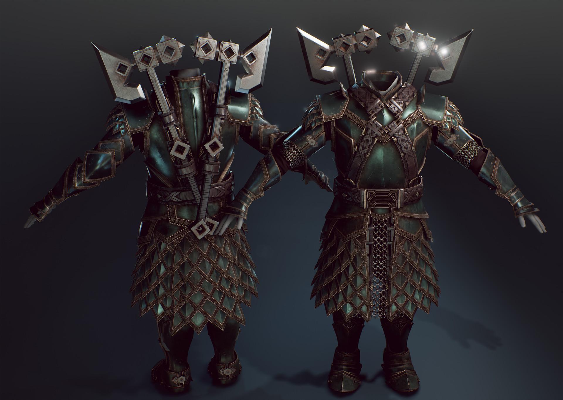 Baolong zhang armor08