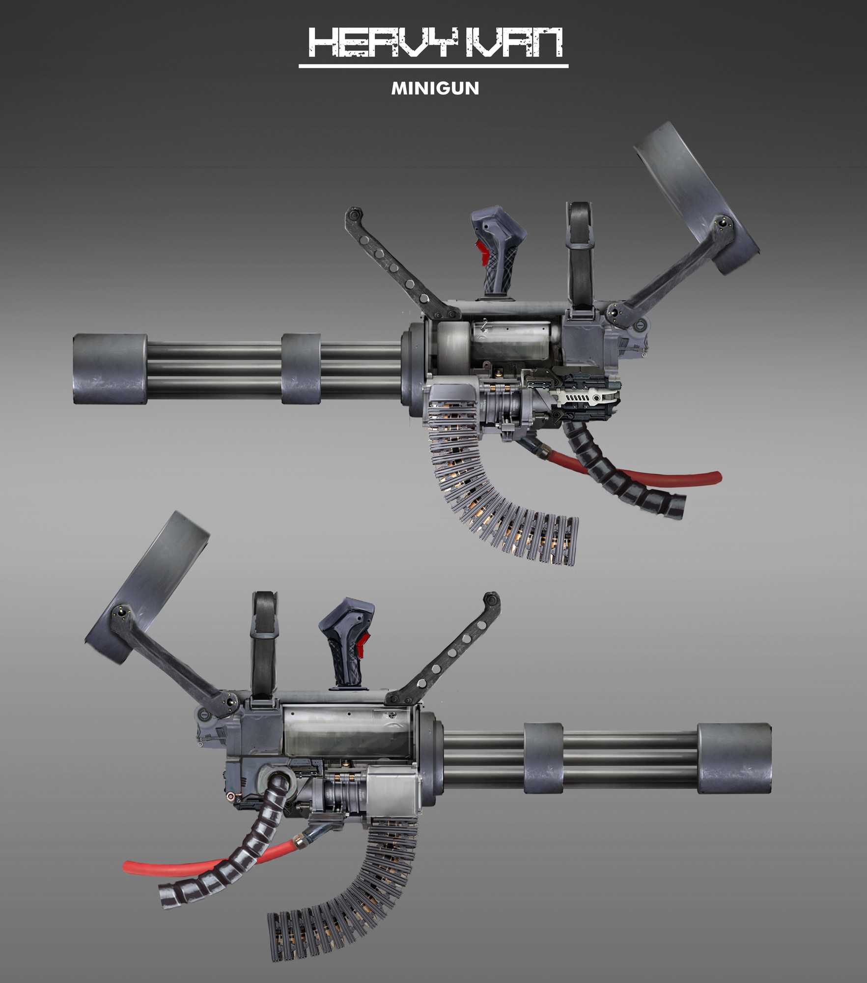 Maik beiersdorf heavy ivan weapon sheet