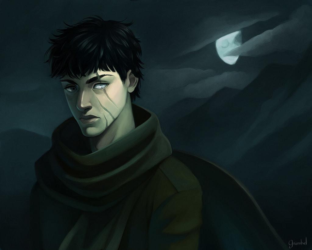 Young Werewolf