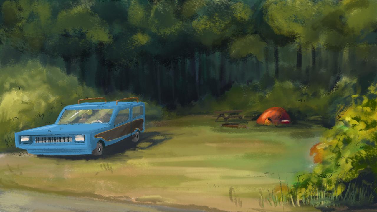 Ethan yazel campsiteyazel 02