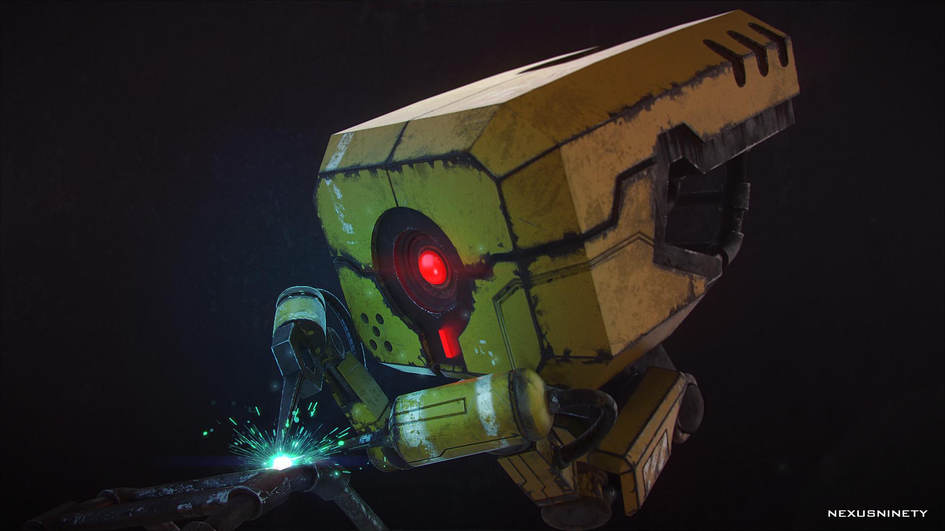 Alcindo da conceicao robot end
