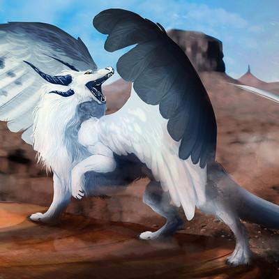 Alba aragon dragonaire